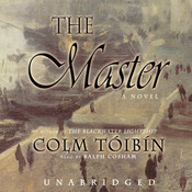 The Master: A Novel Audiobook, by Colm Tóibín