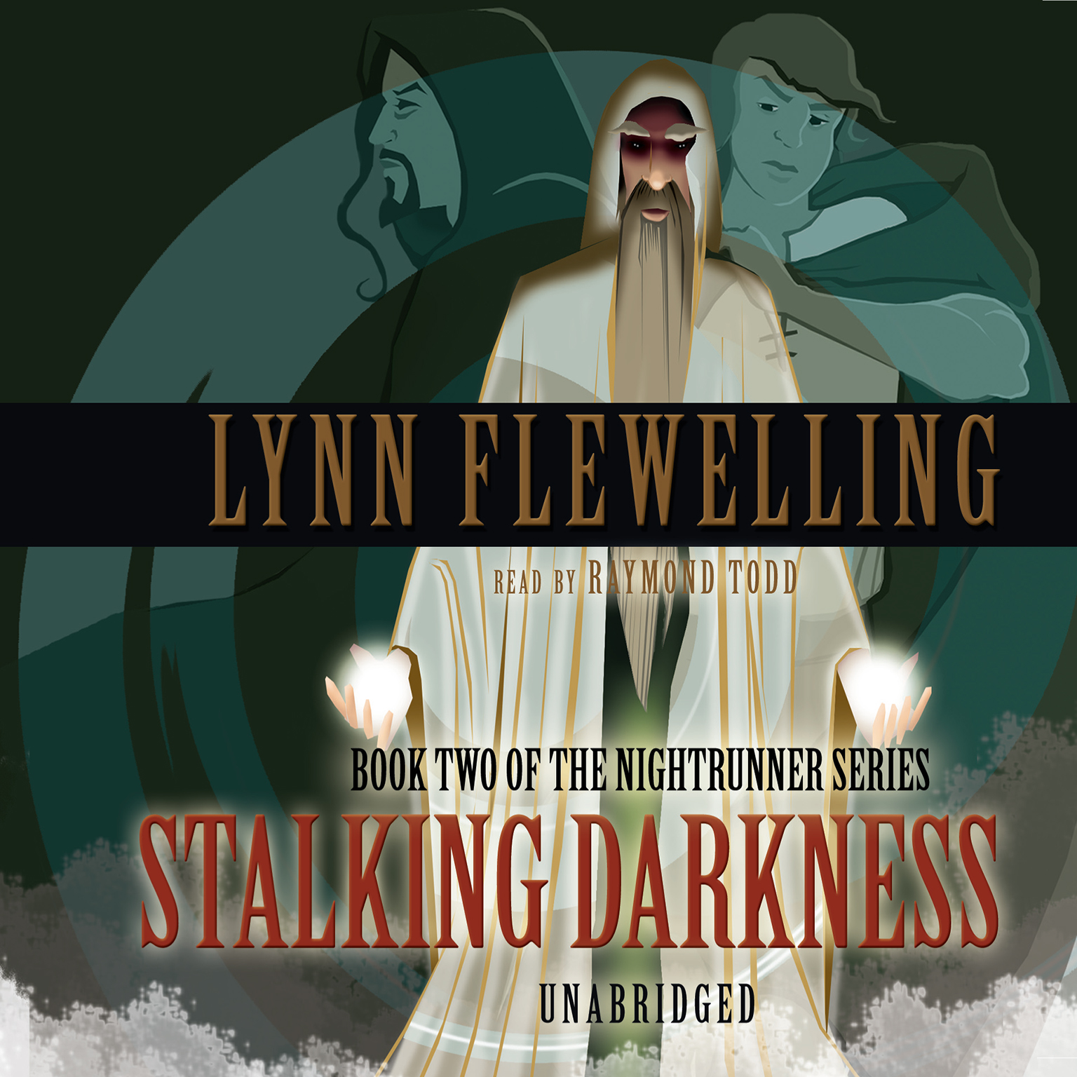 Printable Stalking Darkness Audiobook Cover Art