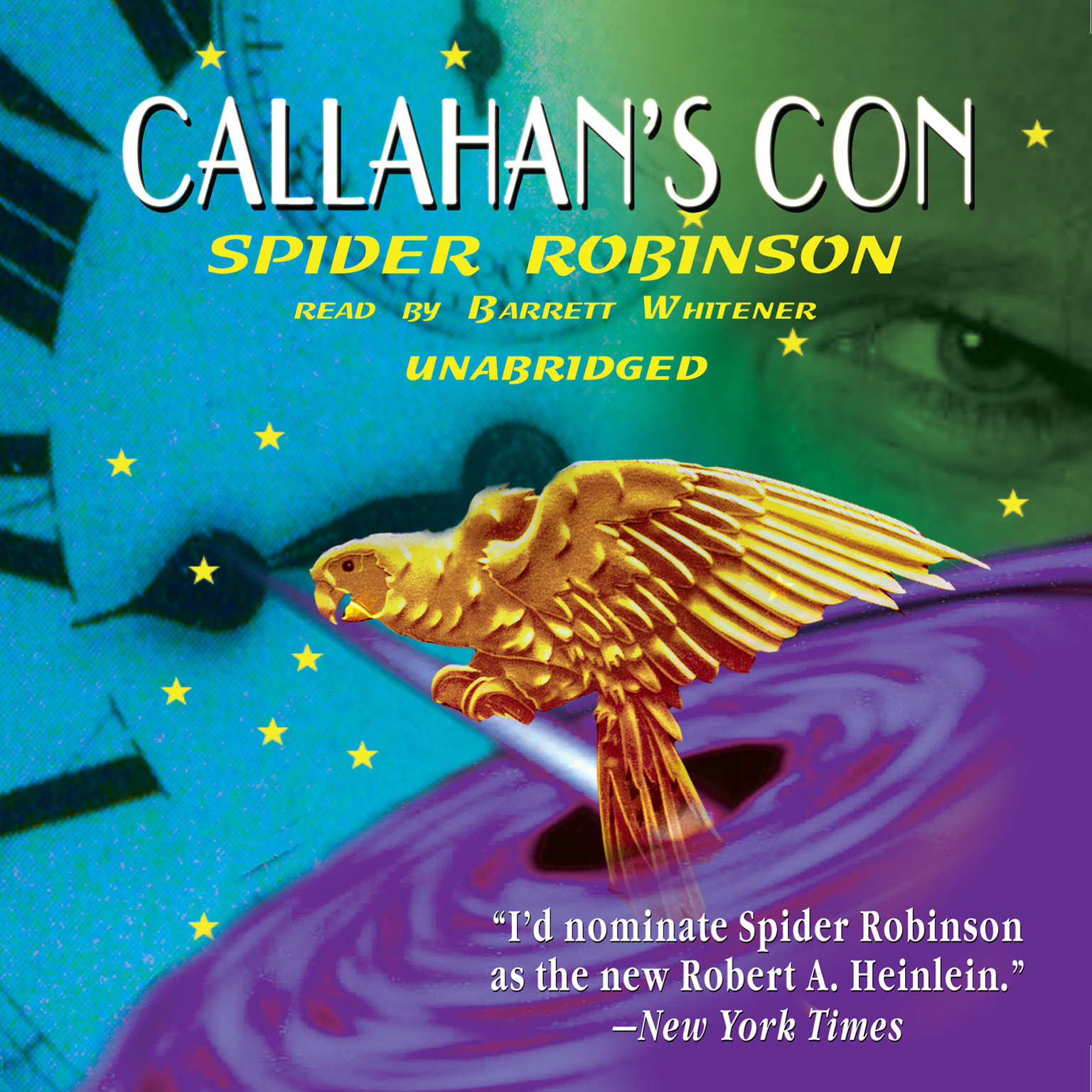 Printable Callahan's Con Audiobook Cover Art