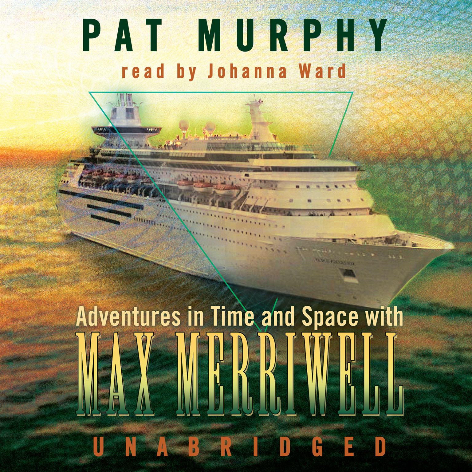 Printable Adventures in Time and Space with Max Merriwell Audiobook Cover Art