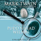 The Tragedy of Pudd'nhead Wilson Audiobook, by Mark Twain
