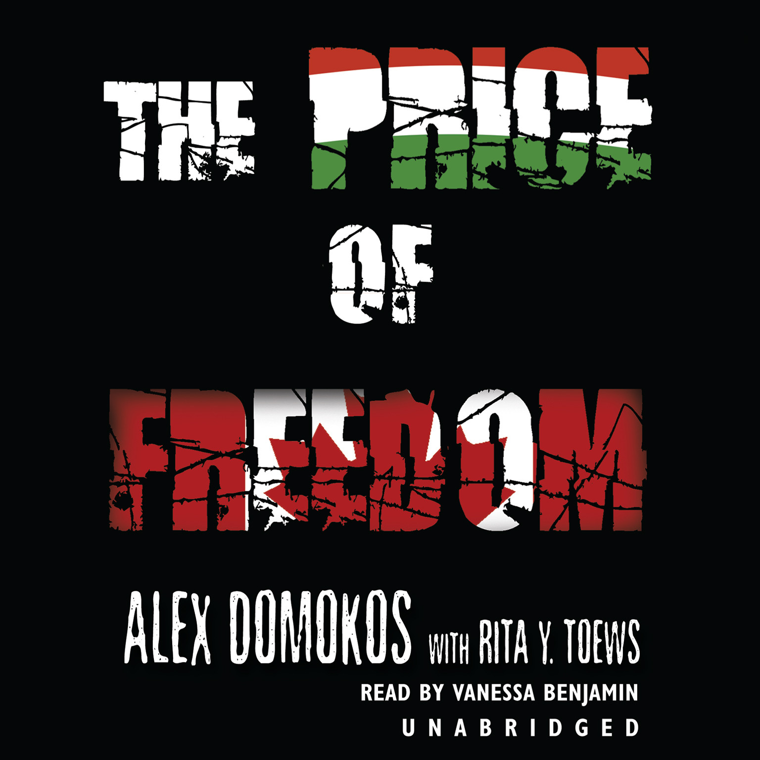Printable The Price of Freedom Audiobook Cover Art