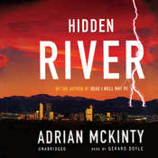 Hidden River Audiobook, by Adrian McKinty