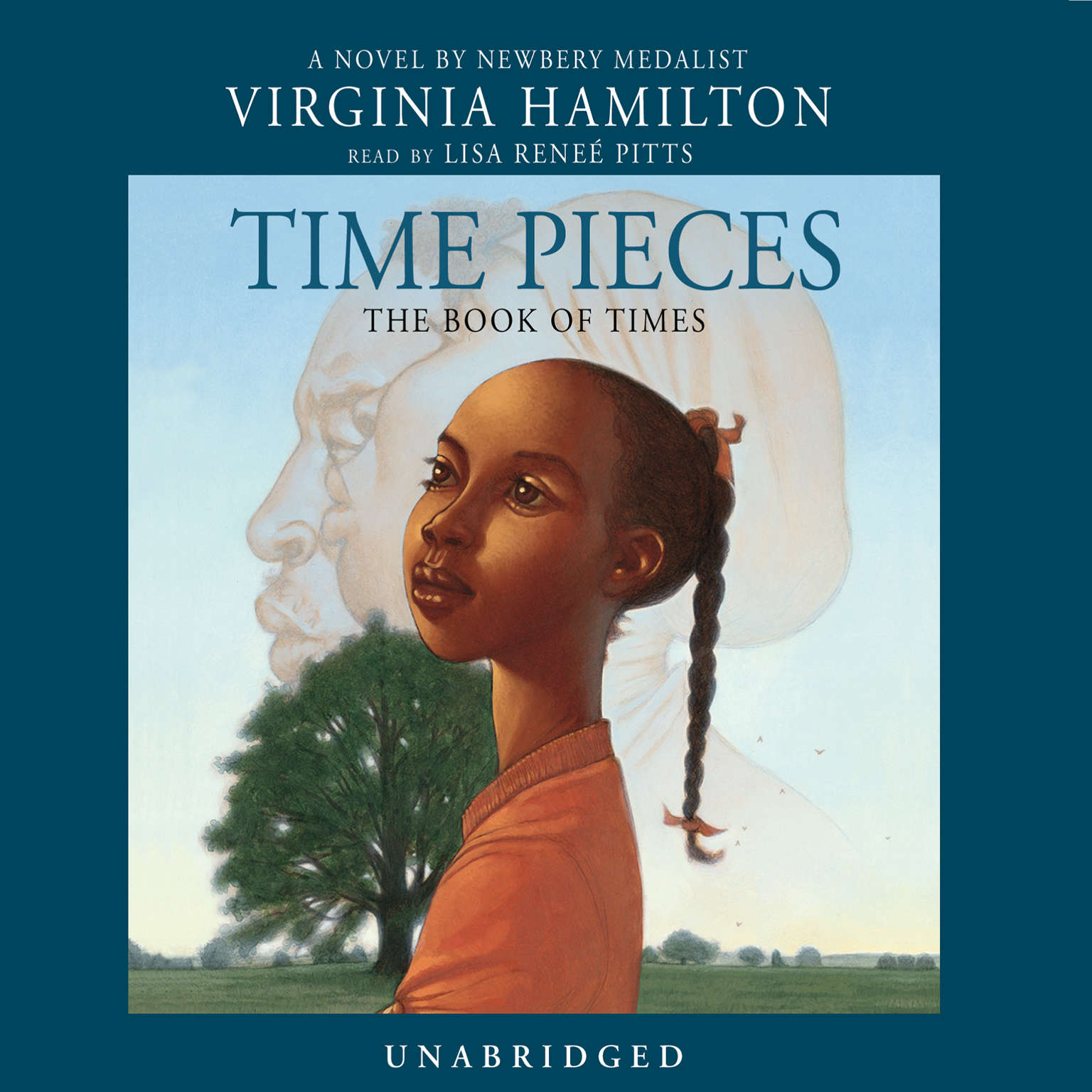 Printable Time Pieces: The Book of Times Audiobook Cover Art