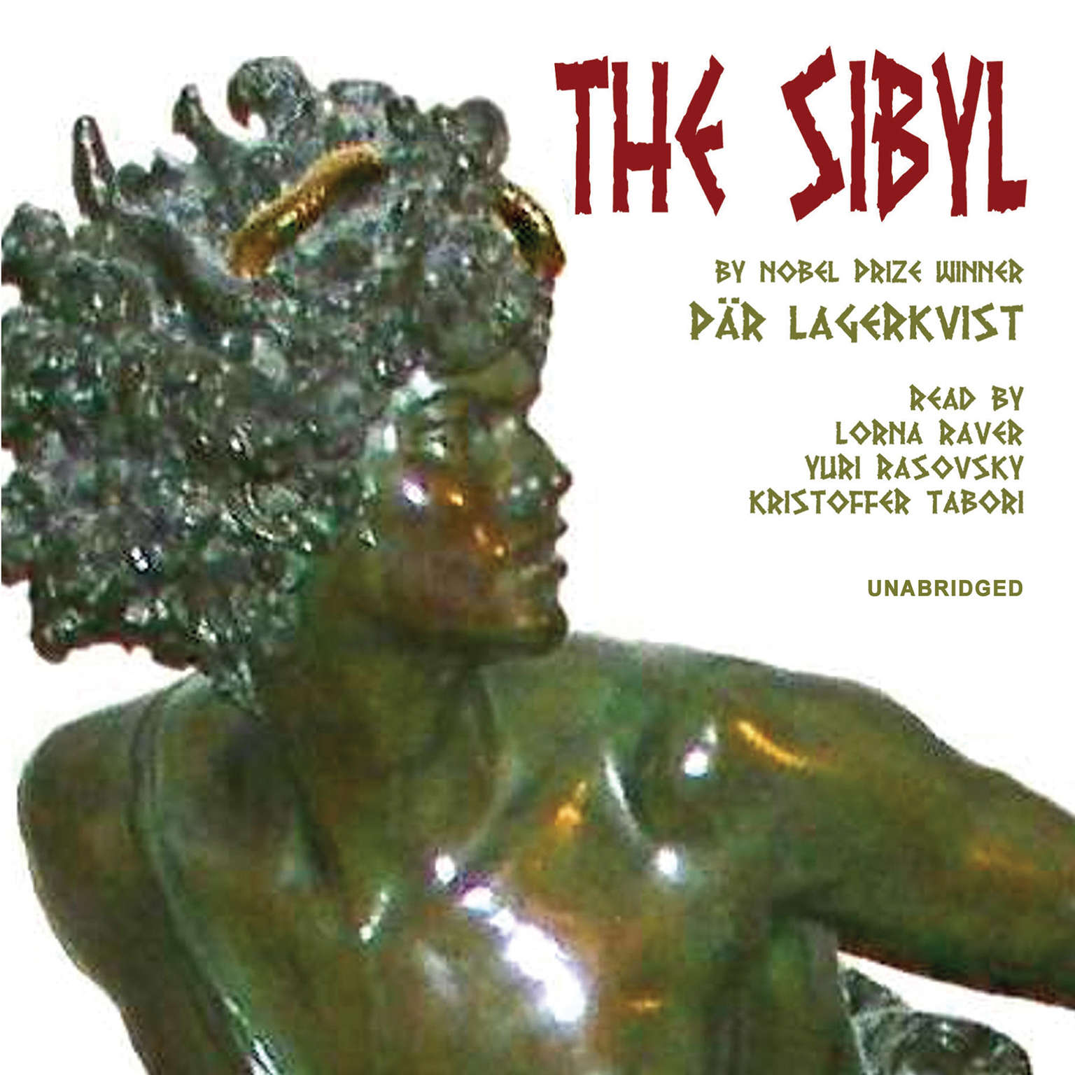 Printable The Sibyl Audiobook Cover Art