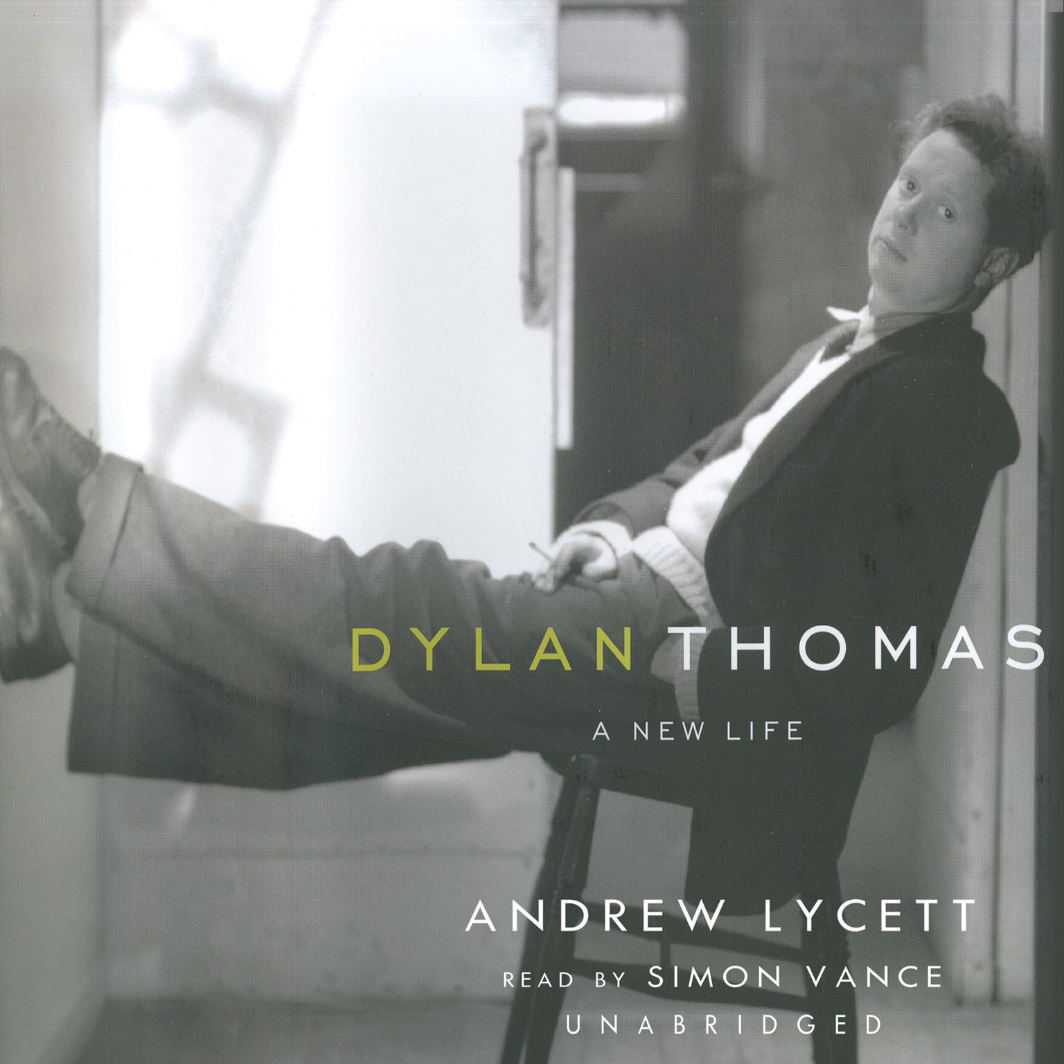 Printable Dylan Thomas: A New Life Audiobook Cover Art