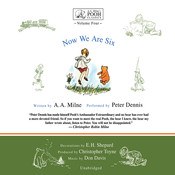 Now We Are Six, by A. A. Milne