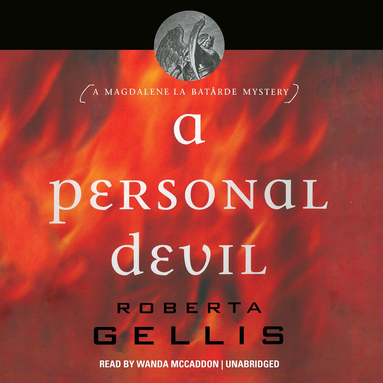 Printable A Personal Devil: A Magdalene la Bâtarde Mystery Audiobook Cover Art