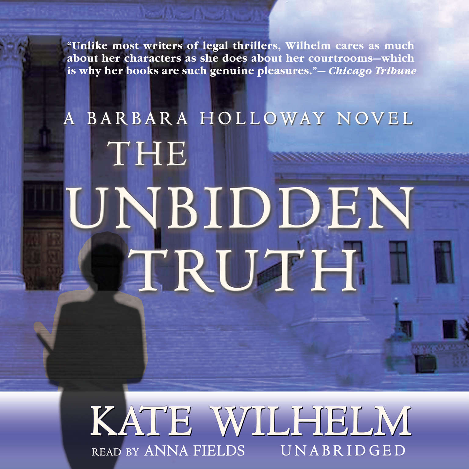 Printable The Unbidden Truth Audiobook Cover Art