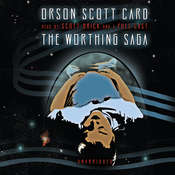 The Worthing Saga Audiobook, by Orson Scott Card