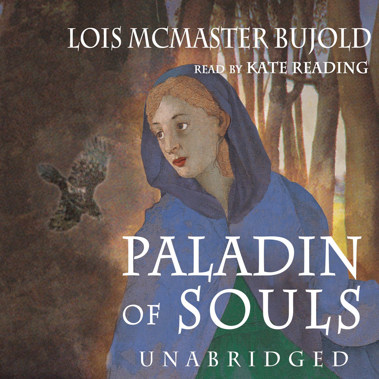 Printable Paladin of Souls Audiobook Cover Art