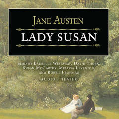 Lady Susan Audiobook, by Author Info Added Soon
