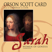 Sarah Audiobook, by Orson Scott Card
