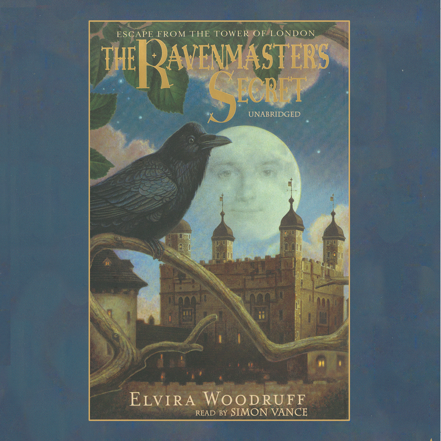 Printable The Ravenmaster's Secret: Escape from the Tower of London Audiobook Cover Art