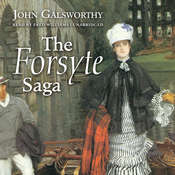 The Forsyte Saga Audiobook, by John Galsworthy