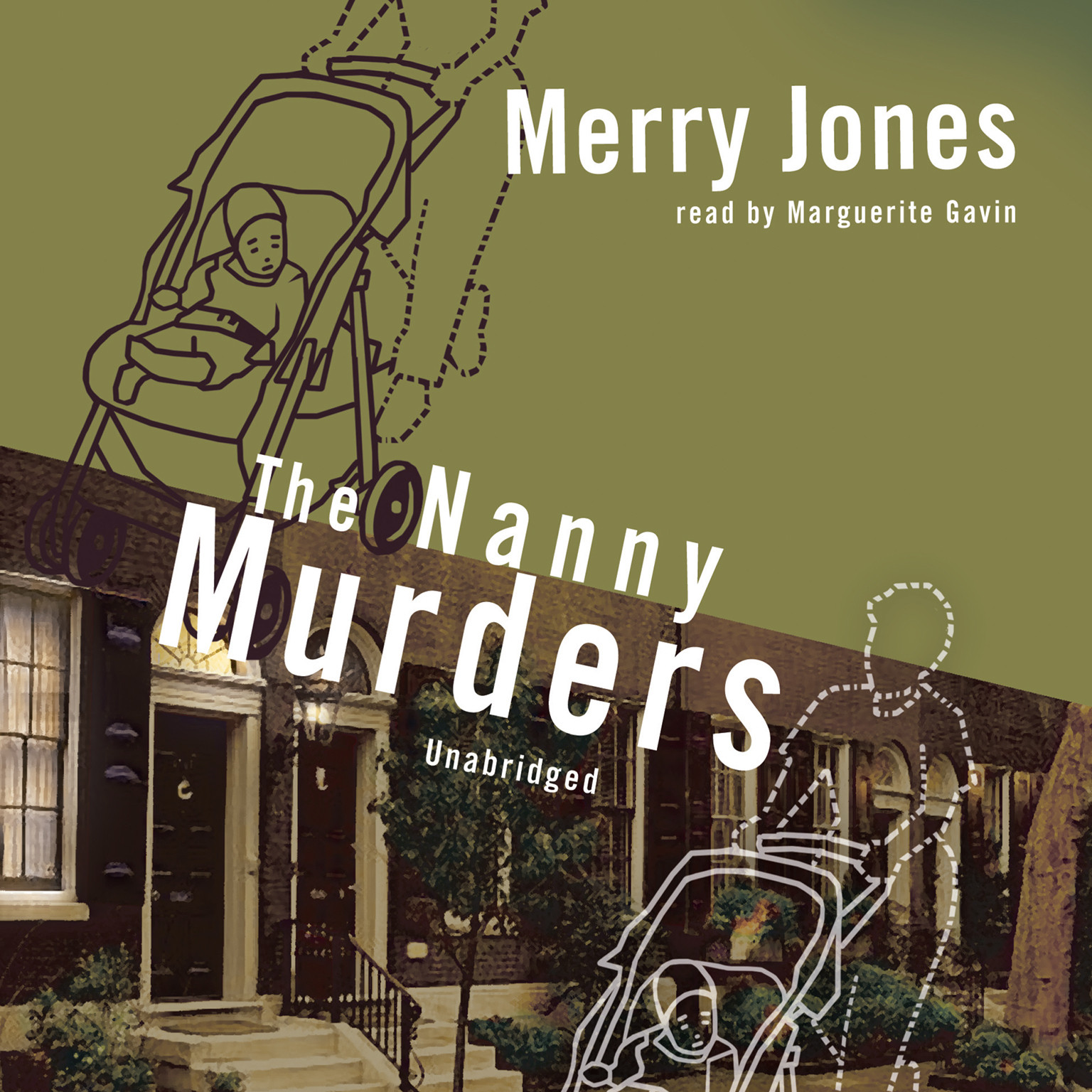 Printable The Nanny Murders Audiobook Cover Art