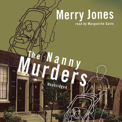 The Nanny Murders Audiobook, by Merry Jones