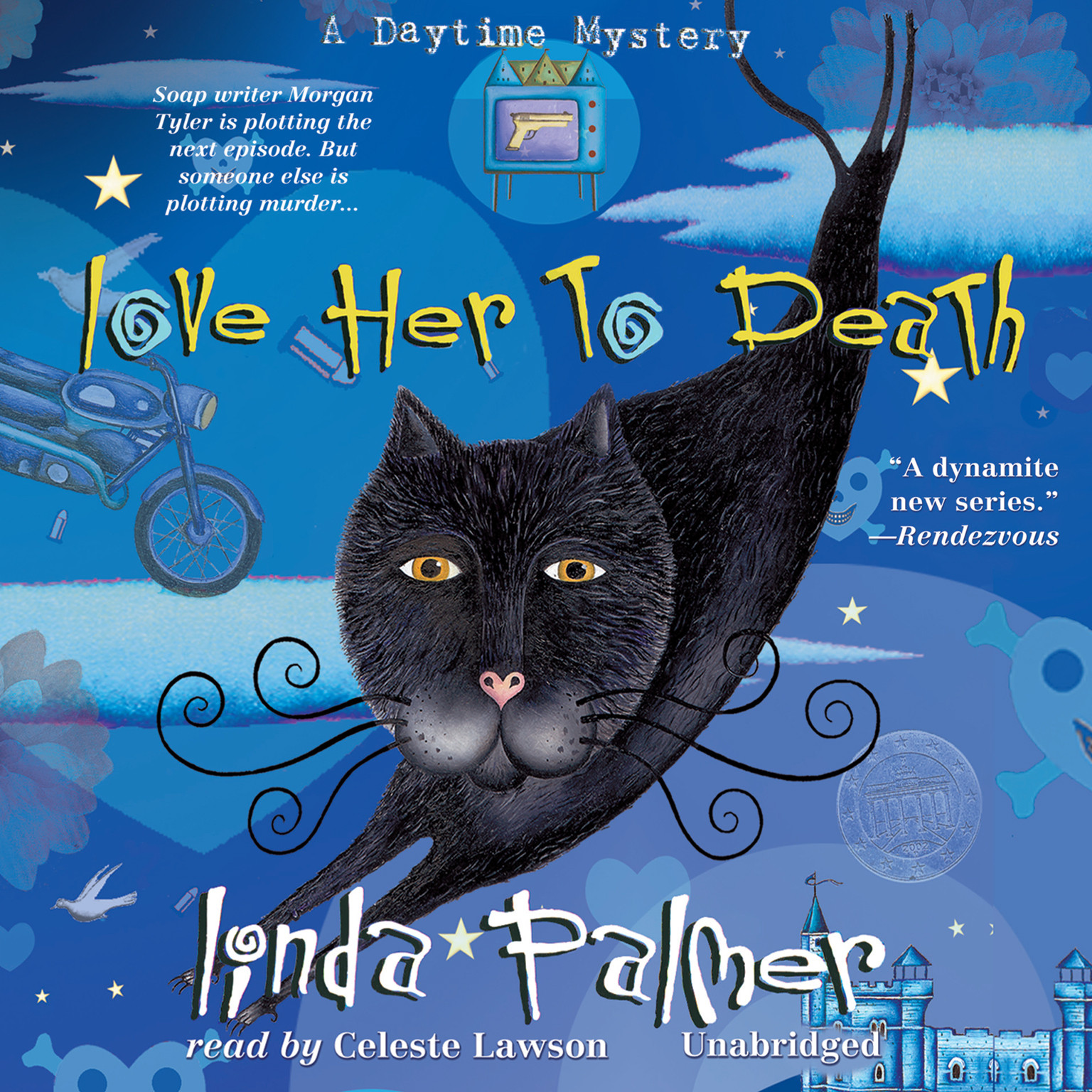 Printable Love Her to Death Audiobook Cover Art