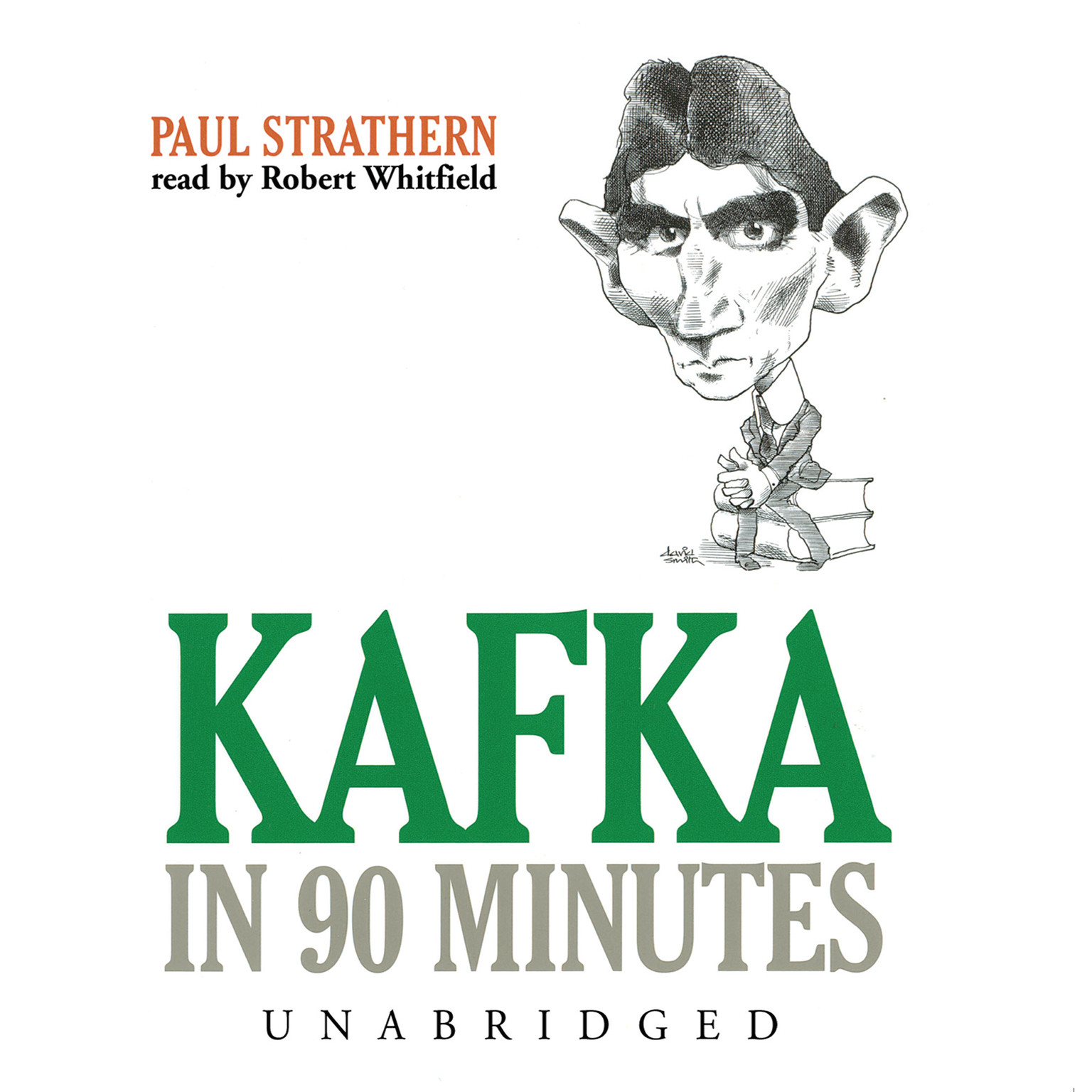 Printable Kafka in 90 Minutes Audiobook Cover Art