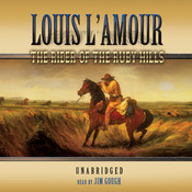 The Rider of the Ruby Hills Audiobook, by Louis L'Amour