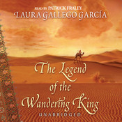The Legend of the Wandering King Audiobook, by Laura Gallego García