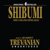 Shibumi Audiobook, by Trevanian