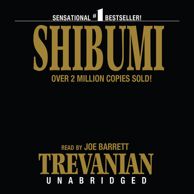 Shibumi Audiobook, by Trevanian
