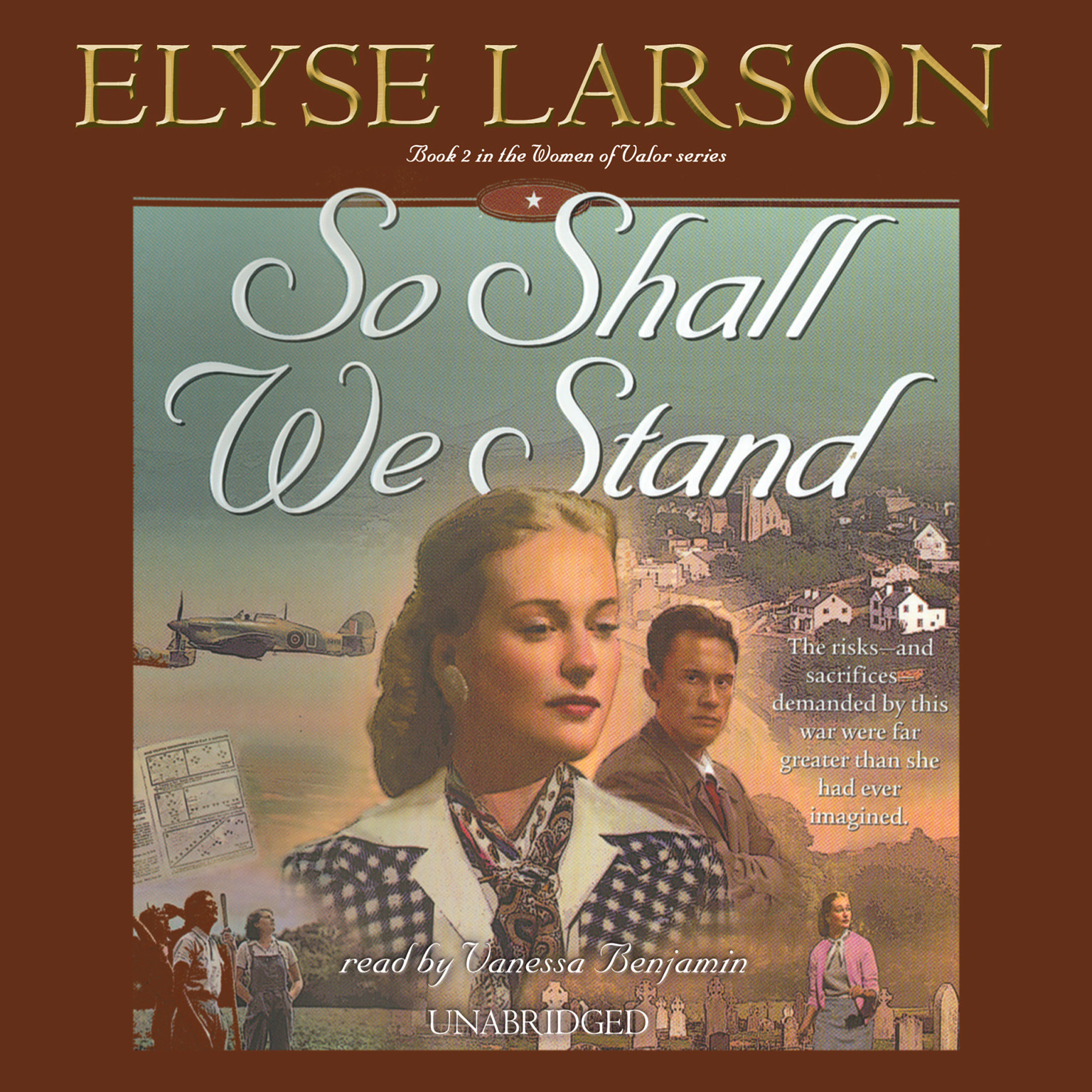 Printable So Shall We Stand Audiobook Cover Art