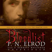 Bloodlist Audiobook, by P. N. Elrod