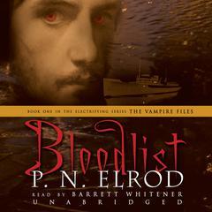 Bloodlist Audiobook, by P. N. Elrod