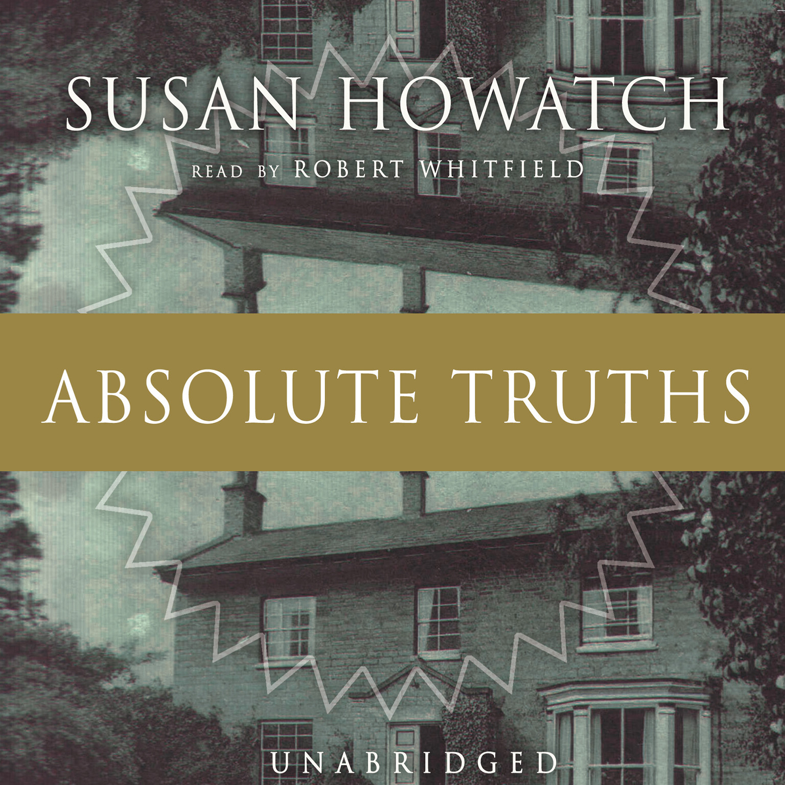 Printable Absolute Truths Audiobook Cover Art