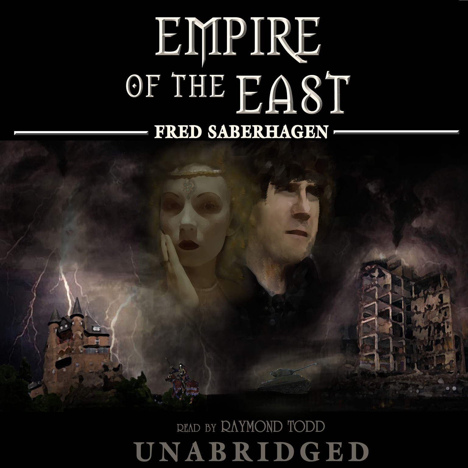 Printable Empire of the East Audiobook Cover Art