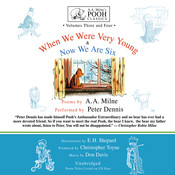 When We Were Very Young and Now We Are Six Audiobook, by A. A. Milne