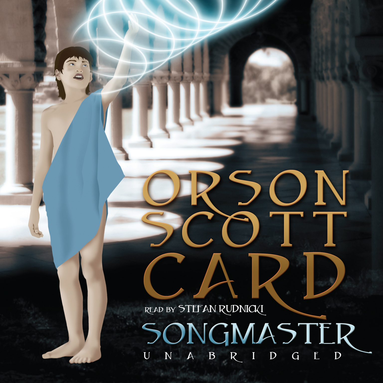 Printable Songmaster Audiobook Cover Art