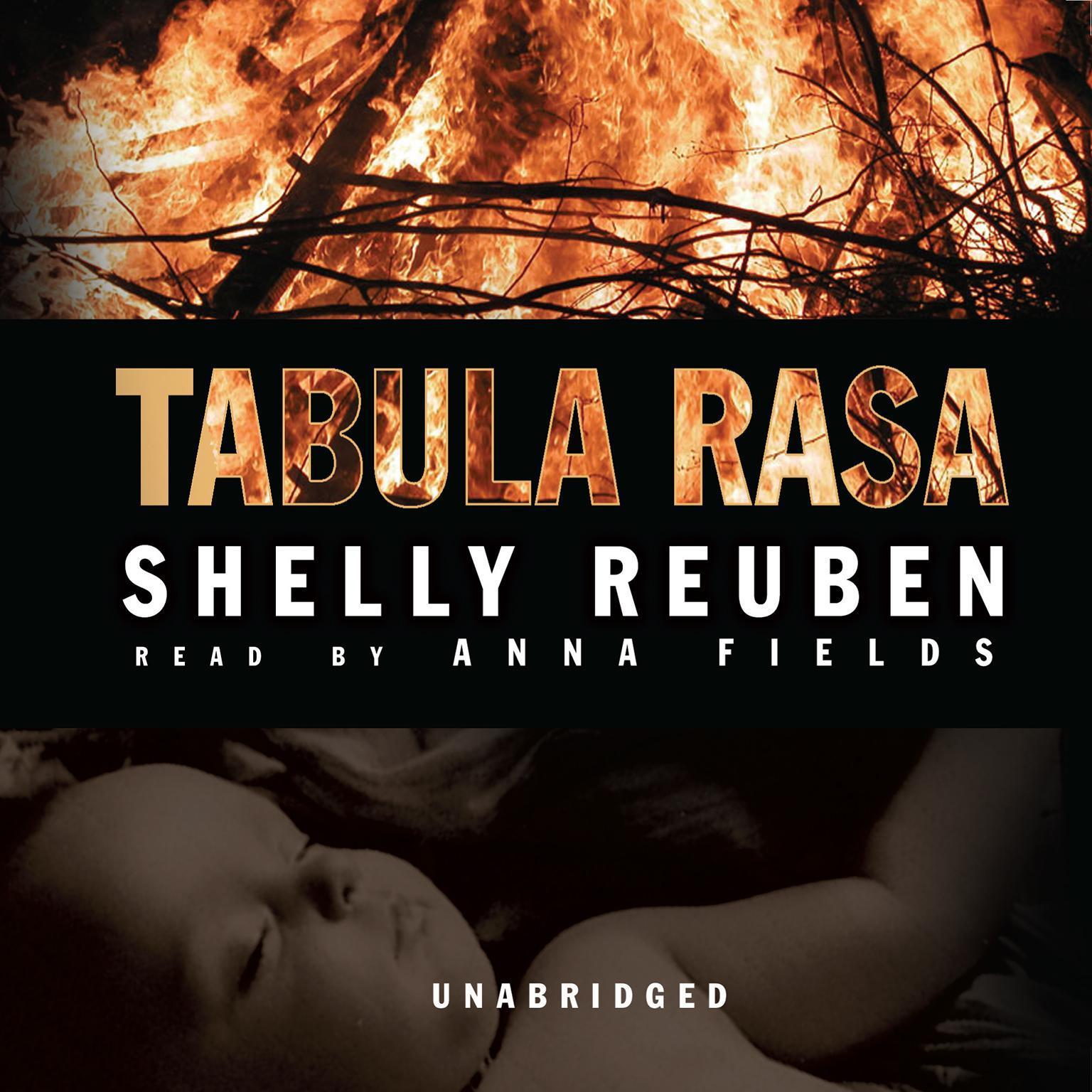 Printable Tabula Rasa Audiobook Cover Art