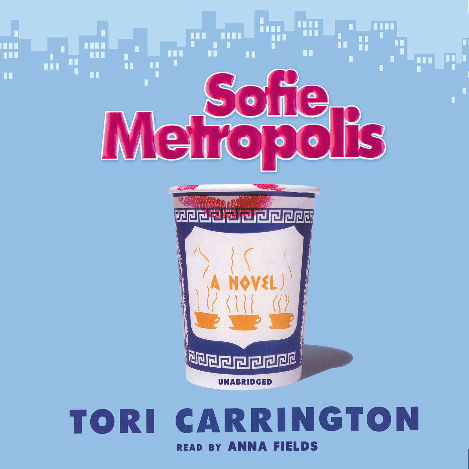 Printable Sofie Metropolis: A Sofie Metropolis Novel Audiobook Cover Art