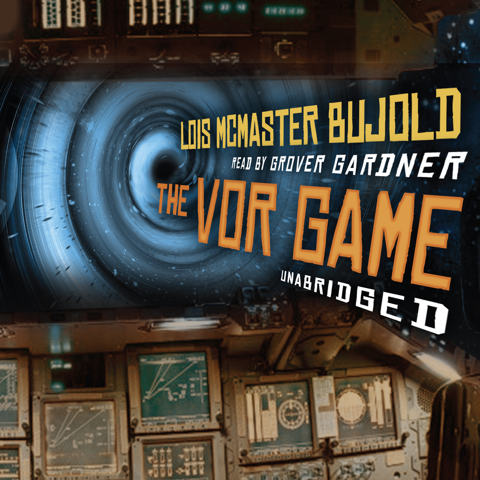 Printable The Vor Game Audiobook Cover Art