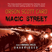 Magic Street Audiobook, by Orson Scott Card