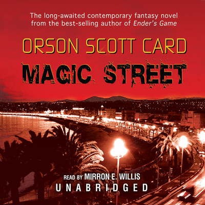 Magic Street Audiobook, by Orson Scott Card