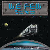 We Few Audiobook, by David Weber, John Ringo