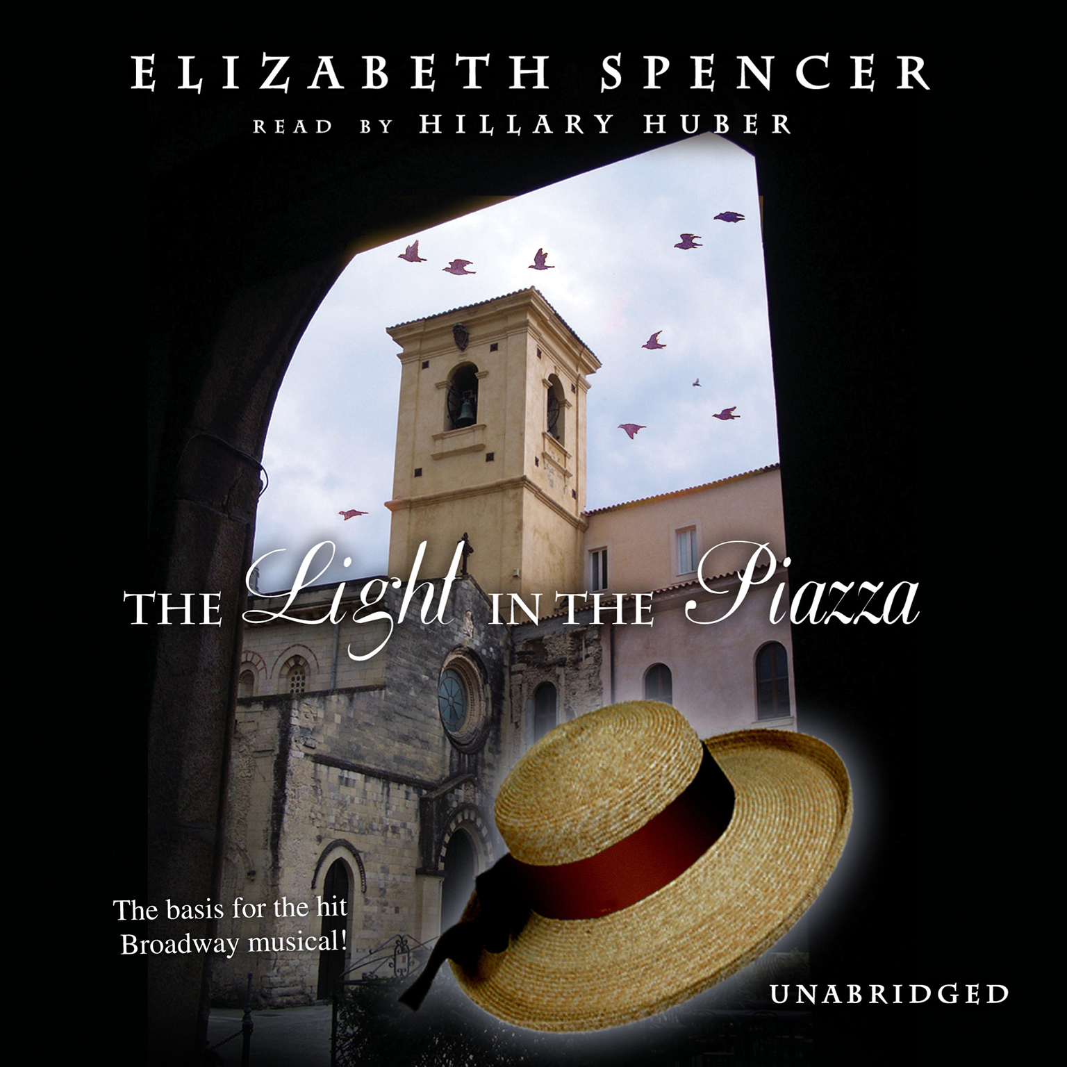 Printable The Light in the Piazza Audiobook Cover Art