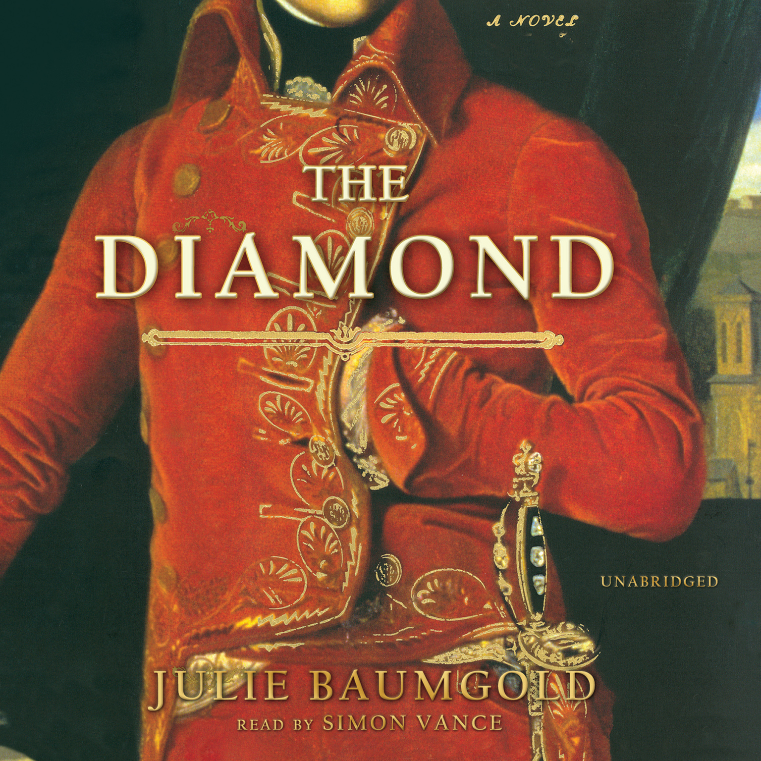 Printable The Diamond Audiobook Cover Art