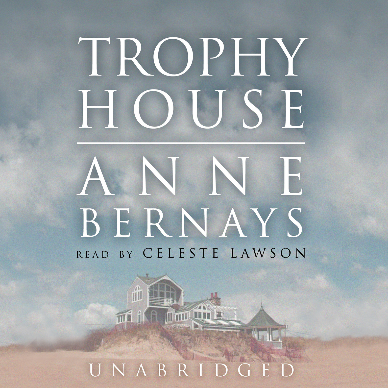 Printable Trophy House Audiobook Cover Art