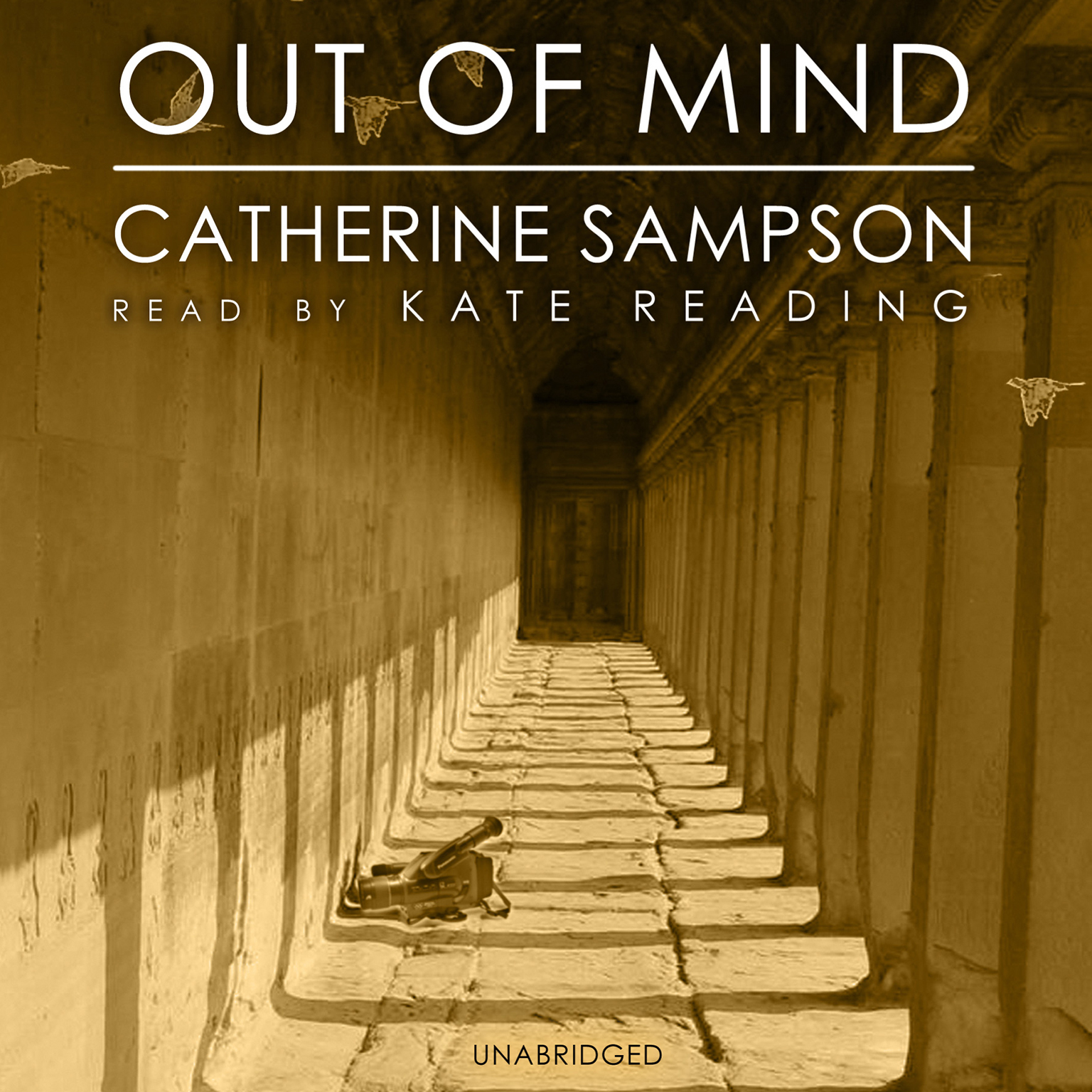 Printable Out of Mind Audiobook Cover Art