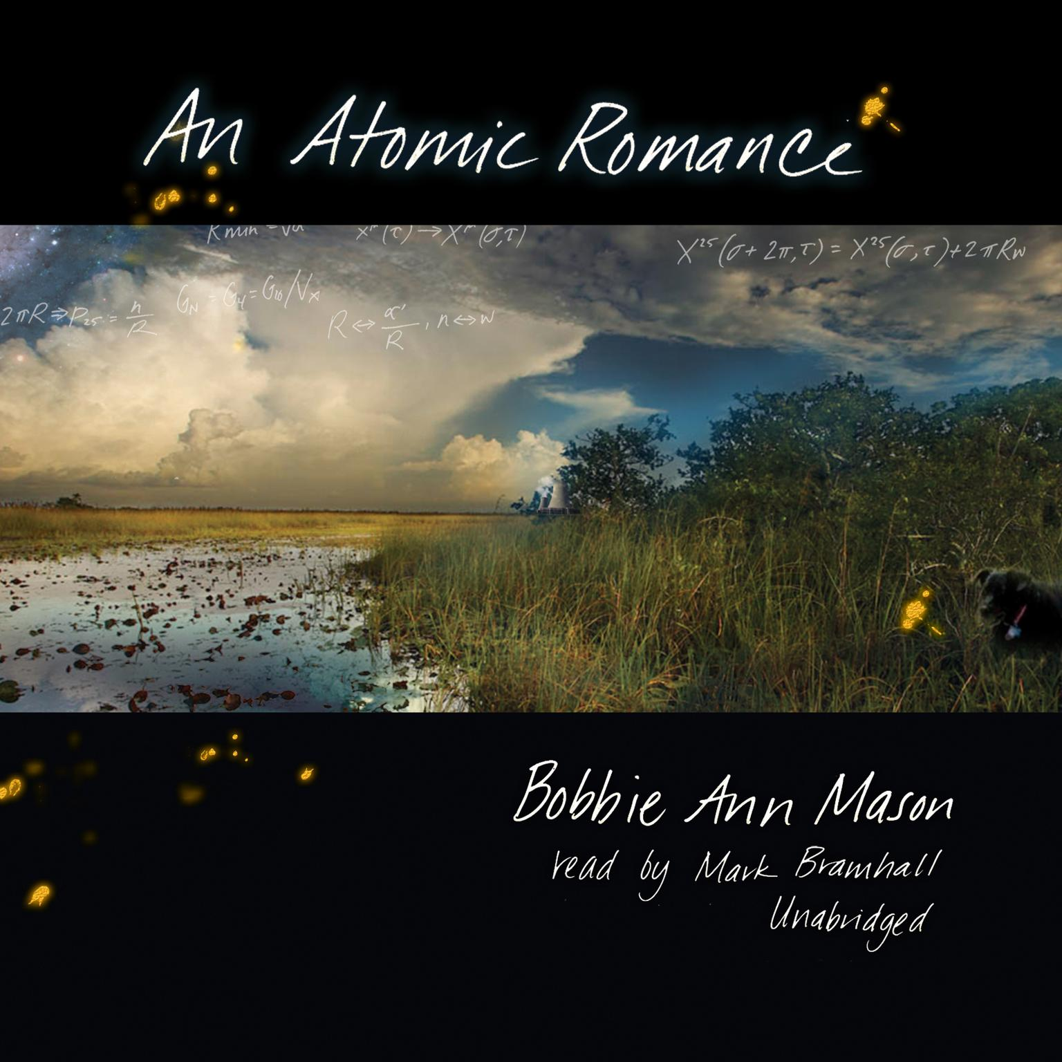 Printable An Atomic Romance Audiobook Cover Art