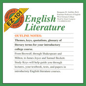 English Literature Audiobook, by Benjamin W. Griffith