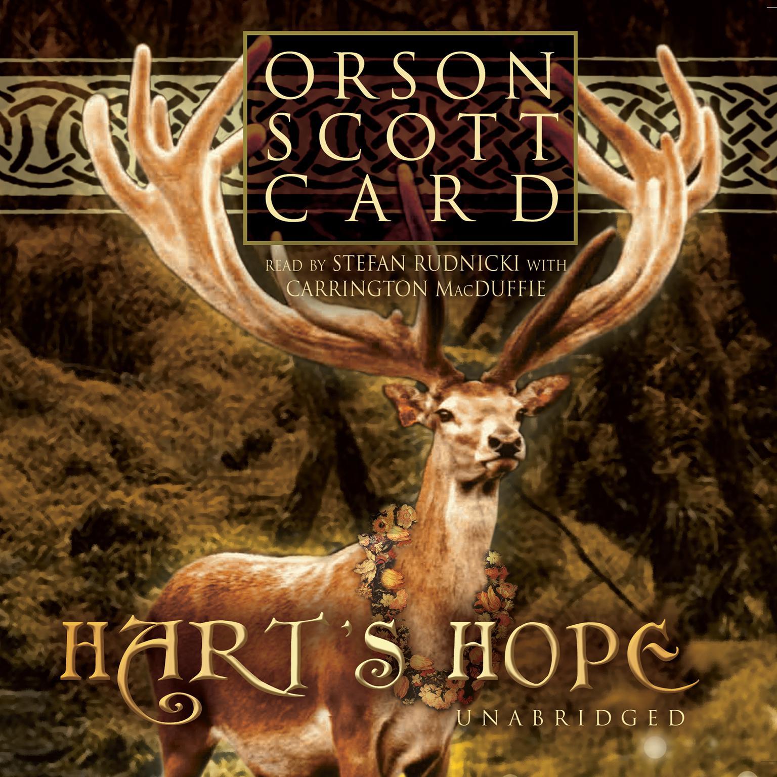 Printable Hart's Hope Audiobook Cover Art