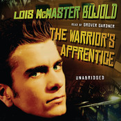 The Warrior's Apprentice Audiobook, by Lois McMaster Bujold