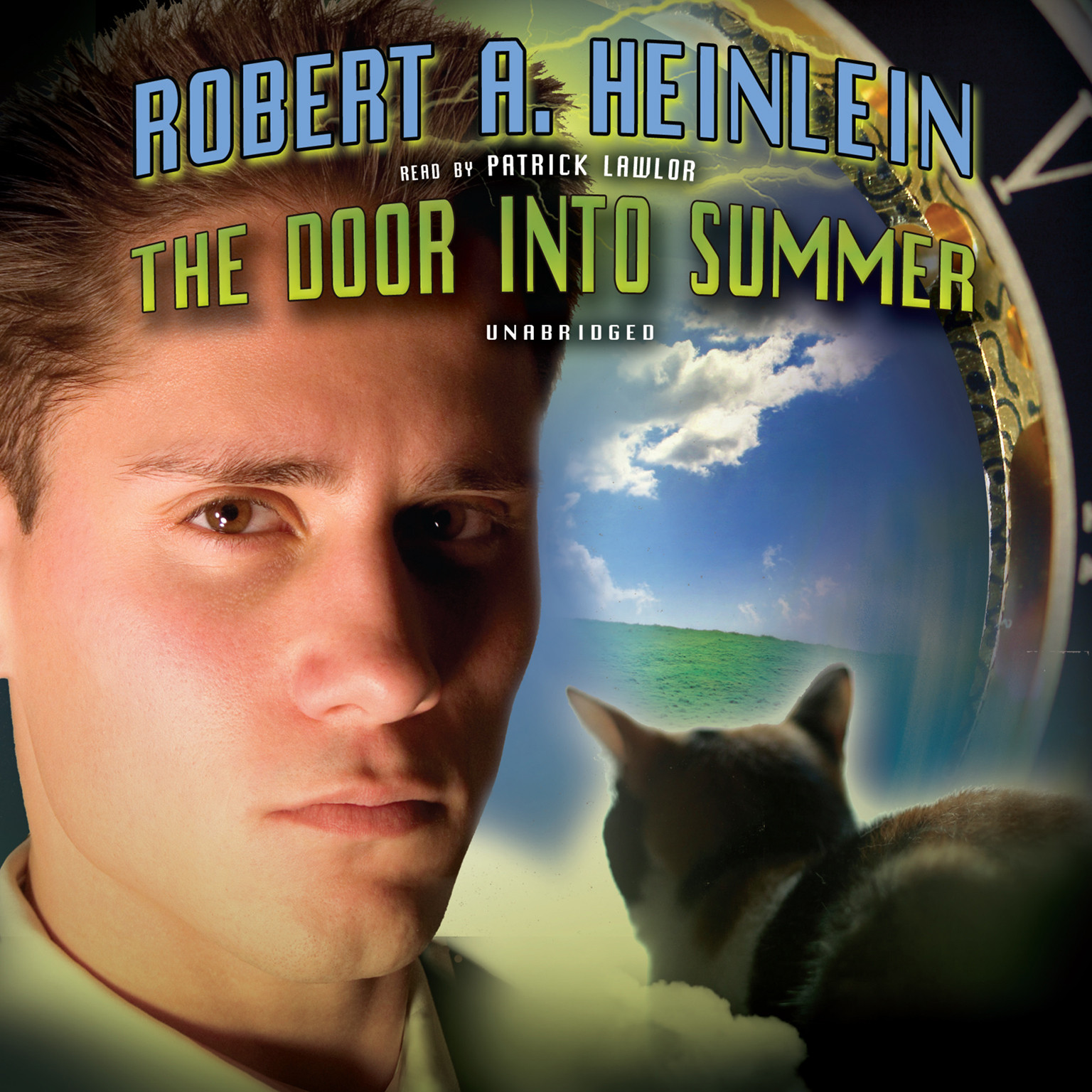 Printable The Door into Summer Audiobook Cover Art