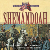 Shenandoah Audiobook, by James Reasoner
